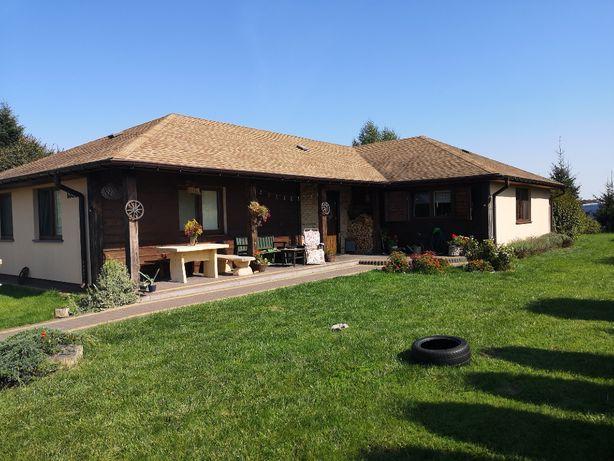 dom sprzedam parterowy 150 m2 w Spiczynie