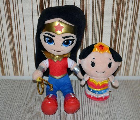 Super Hero Girls Чудо женщина мягкая кукла