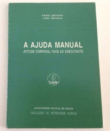 """Livro Técnico """"Ajuda Manual"""" - C/o Novo"""