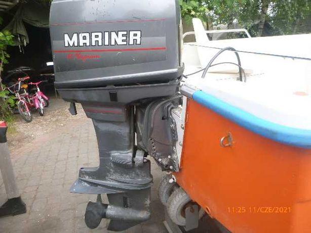 Silnik Mariner 40 HP 2- suw łódka wędkarska / motorówka/jacht