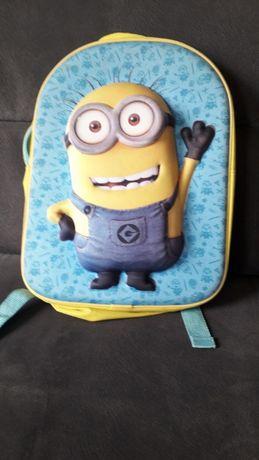 Plecak dziecięcy Minionki