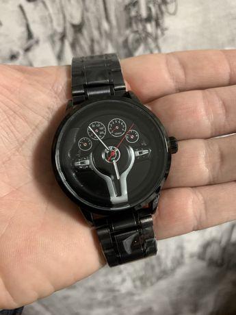 Крутые кварцевые наручные часы BMW, 4 разновидности, водонепроницаемые