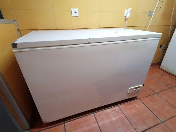 Arca congeladora e frigorífico vertical