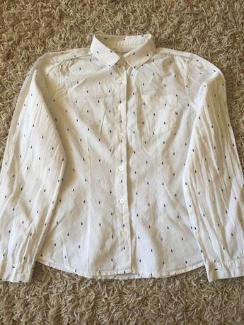 Рубашка-блузка девочка 9-10 лет