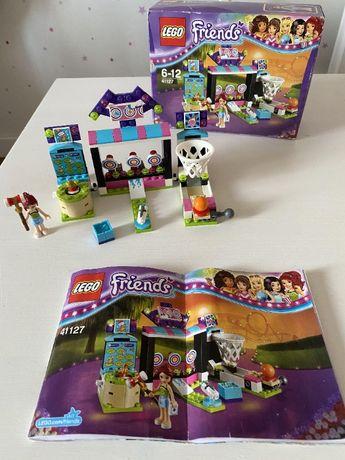 LEGO 41127 Friends Automaty w parku rozrywki cena opakowanie superstan
