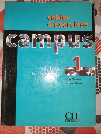Campus 1 zeszyt ćwiczeń cahier d'excercices