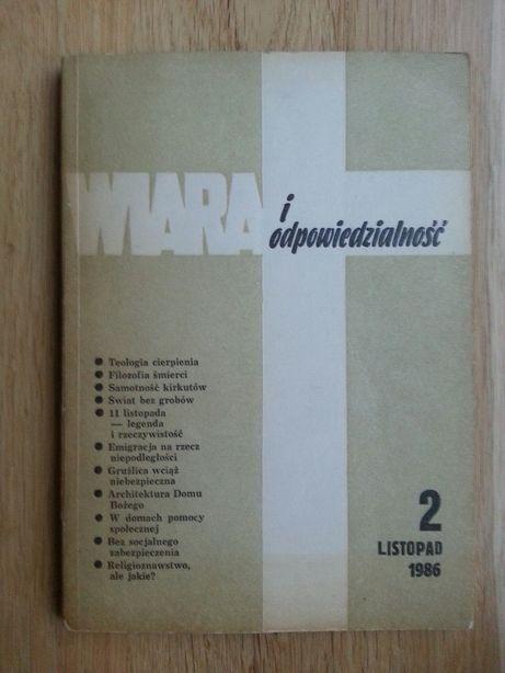 Wiara i odpowiedzialność 2 / listopad 1986