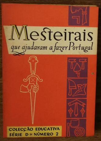 mesteirais, colecção educativa
