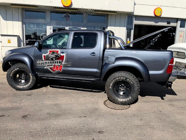 Zabudowa Toyota Hilux Vigo