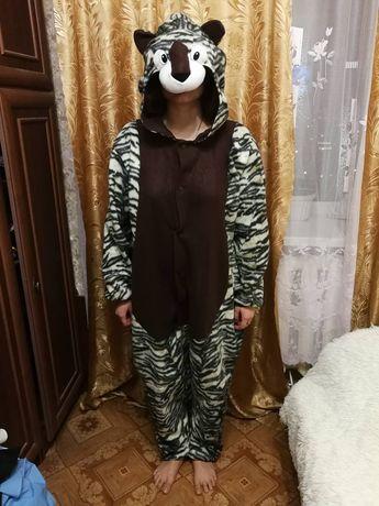 Новогодний костюм Леопард 190