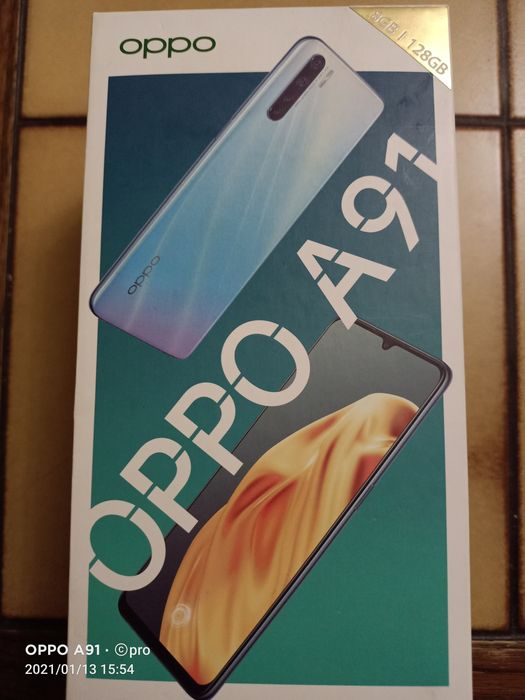 Telefon komórkowy Oppo a91 zamienie Legnica - image 1