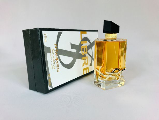 Yves Saint Laurent - LIBRE Limited Edition A-Z TESTERY