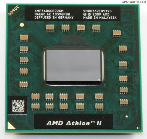 Процессор для  ноутбука Athlon II P340 AMP340SGR22GM