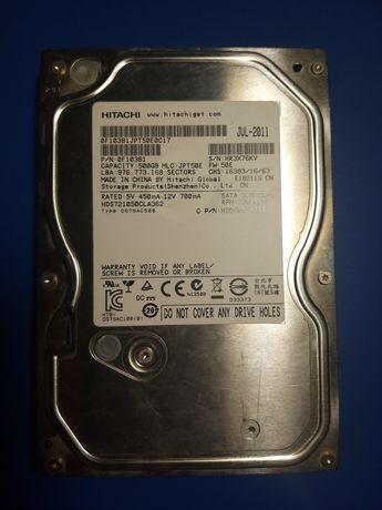 Жесткий диск Hitachi (HGST) Deskstar 7K1000.С 500GB 7200rpm 16МB