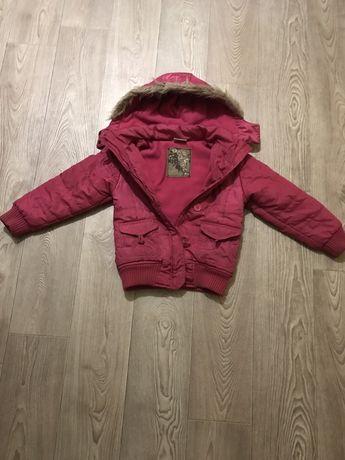 Весенне-осенняя курточка на девочку до 10 лет