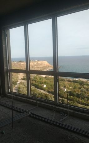 Продам 1 ком квартиру на берегу моря, с АГВ и панорамой моря и парка!