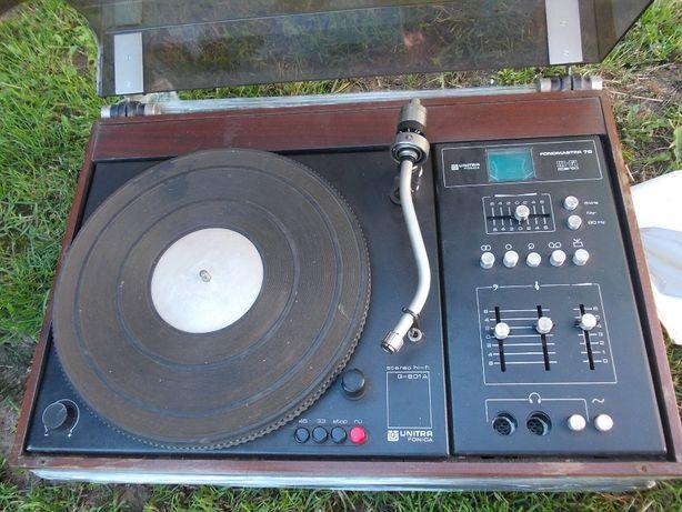 gramofon g 601a g601 fonomaster 76 unitra fonica części