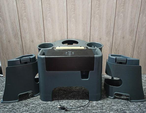Nakładka na pompę z głośnikami bluetooth VOYAGER