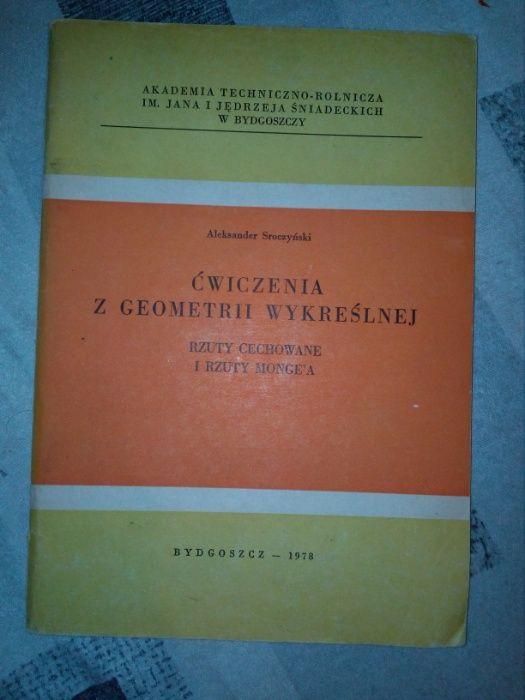 Ćwiczenia z geometrii wykreślnej Sroczyński Stalowa Wola - image 1