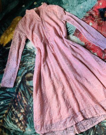 Шикарное нарядное кукольное платье