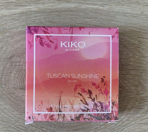 Румяна Хайлайтер KIKO Tuscan Sunshine Blush 03