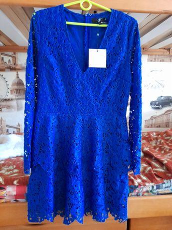 Нове ажурне плаття, сукня