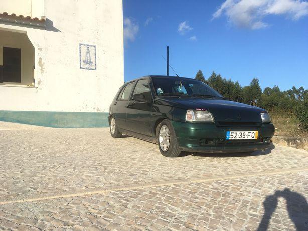 Vendo/Troco Renault Clio 1.4 RT