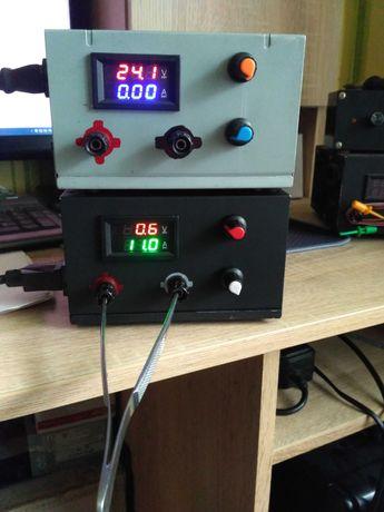 Лабораторный Б\П, Универсальное зарядное (0-24В, 0-10A)