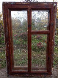 Окна деревянные б/у .