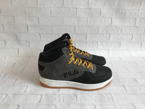 Зимние кроссовки Fila зимові кросівки ботинки сапоги черевики оригинал