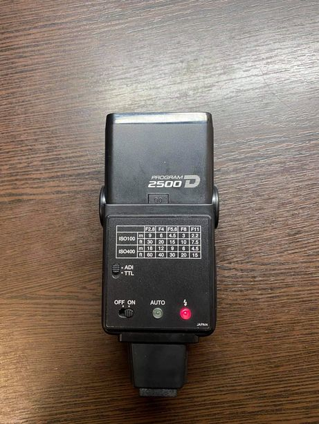 Konica Minolta Program 2500 D-Для Sony А !