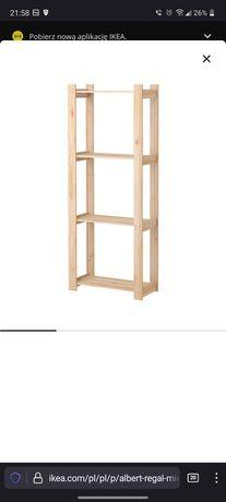 Regał Ikea 4 pòłki