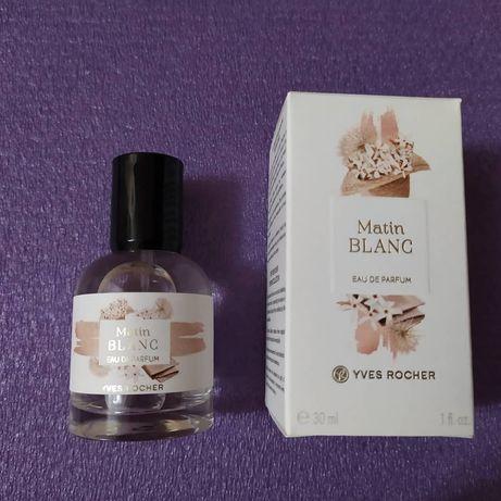 Женский аромат / парфюмерная вода Ив Роше / Yves Rocher Matin BLANC