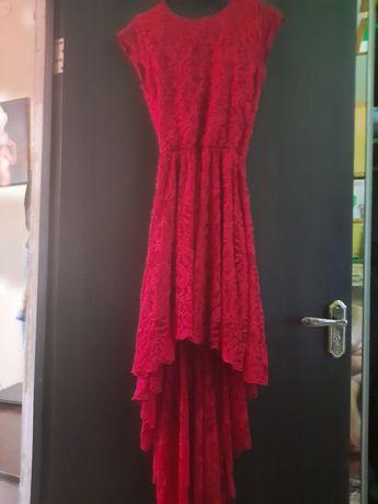Срочно новогоднее платье со шлейфом