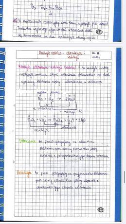 Notatki do matury z chemii
