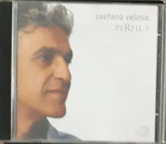 CD Caetano Veloso - Perfil (Raridade)
