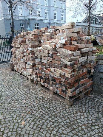 Cegły cegła z rozbiórki