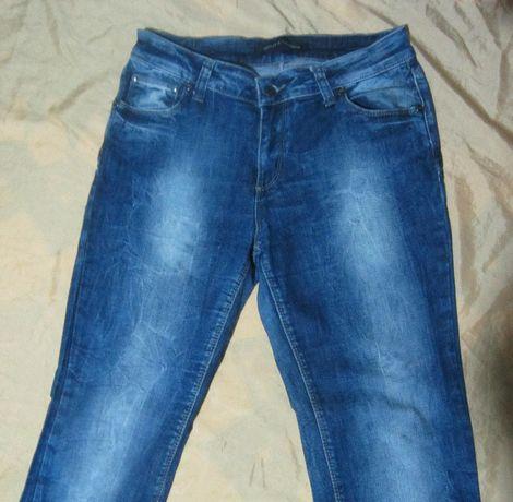 женские плотные джинсы-48 размер