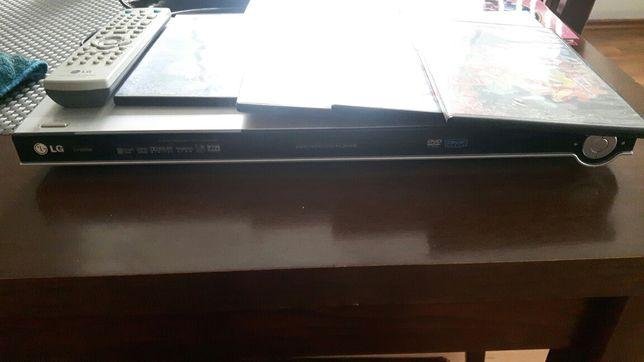 Odtwarzacz DVD LG pilot kabel euro bajki
