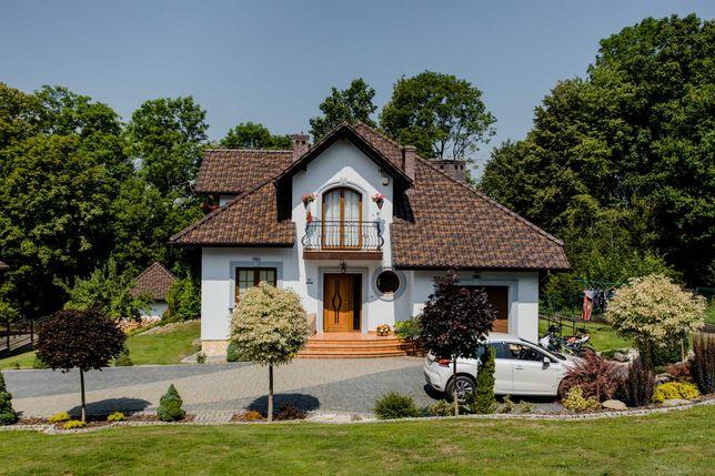 Dom, apartament Energylandia, 7 osób, ogród, bon turystyczny