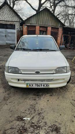 Продам обменяю Ford escort 1.4 1991