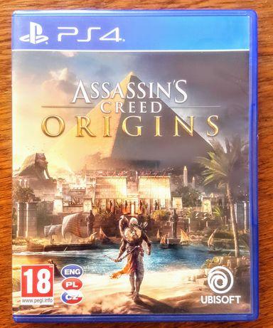 Диск на PS4, Assassin's Creed Origins