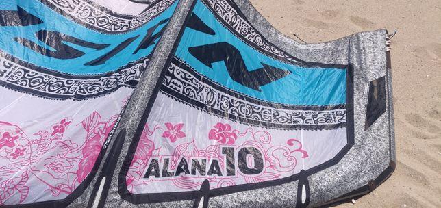 Kitesurf só asa Naish (Park) Alana 10m