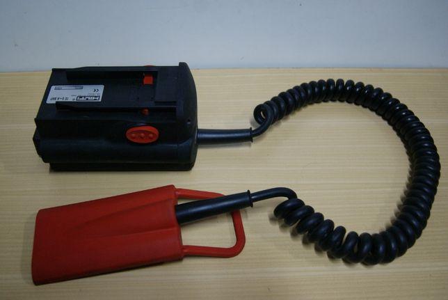 HILTI TE 6A młot adapter na pasek bateria wiertarka 36v NI-CD