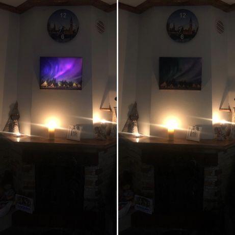 Картина , світильник-нічник з Led підсвіткою