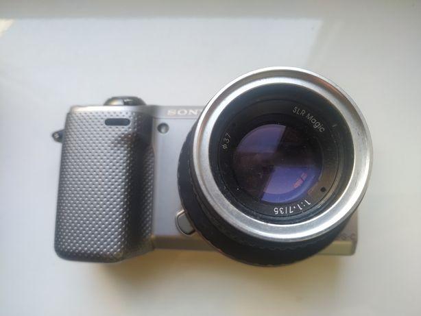 Об'єктив 3517Е SLR Magic для Sony Nex