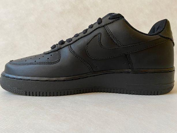 Nike Air Force 1 LOW Rozmiar 42,5 Czarne Okazja Pobranie24H Wiosna2020