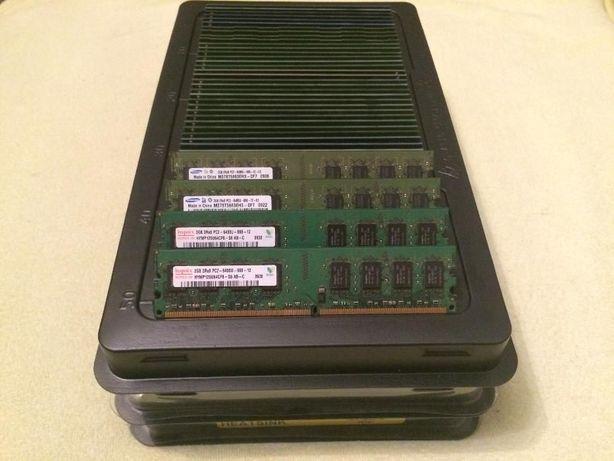 2Gb DDR2 667/800 Оперативная Память 2Гб для INTEL/AMD ГАРАНТИЯ!