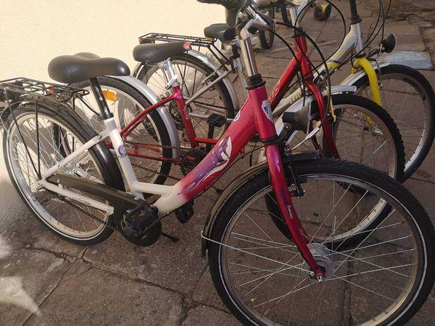 Sprzedam rowery koła 24