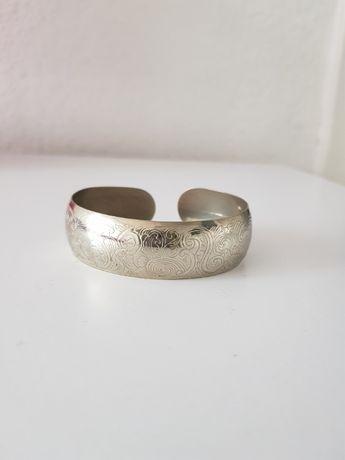 Bransoletka srebrna (metal)